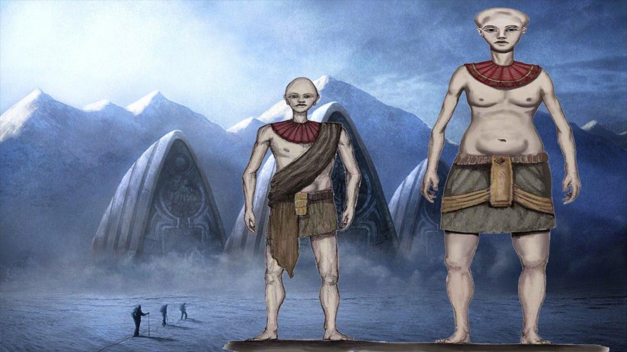 Resultado de imagen de Los Pre-Adamitas.