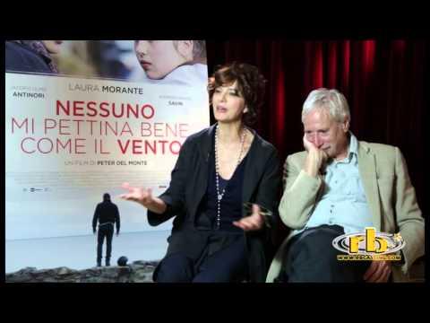 Laura Morante e Peter Del Monte, intervista, Nessuno mi pettina bene come il vento, RB Casting