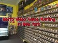 Retro Video Game Hunting in New York