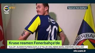 Max Kruse, resmen Fenerbahçe'de