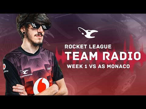 Team Radio: mouz vs AS Monaco in RLCS9 (Week 1)