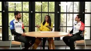 Ride 4 Peace - London Live (TV Interview)
