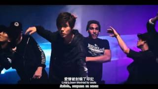 LuHan - Excited [рус саб]