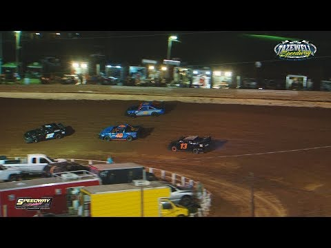 Tazewell Speedway 4 Cylinders July 3, 2019