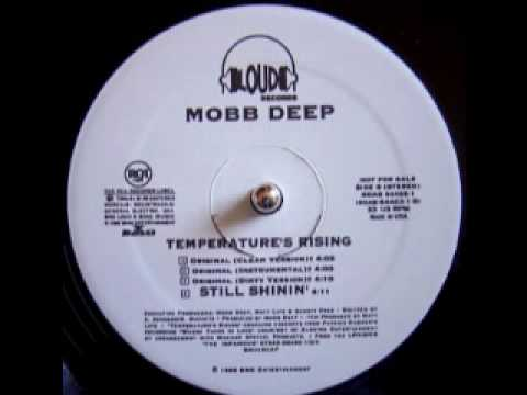 Mobb Deep  Temperatures Rising Original Promo Only