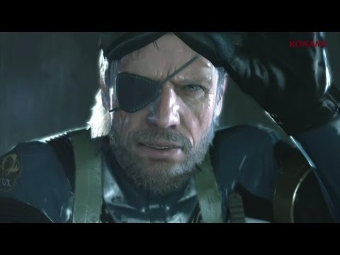 Metal Gear Solid: Ground Zeroes Trailer - PAX Prime 2012