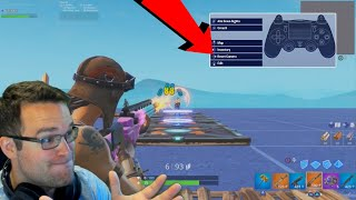 NEW FORTNITE CONTROLLER AIMBOT GLITCH **Best Fortnite Settings**