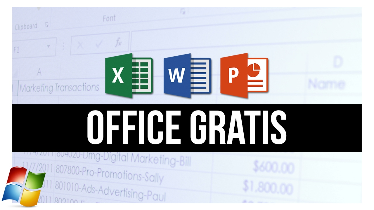 como descargar office 2019 gratis para windows 10