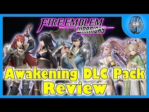 Awakening DLC Pack Review - Fire Emblem Warriors