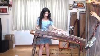 David Bowie/Nirvana-The Man Who Sold The World Gayageum ver. by Luna