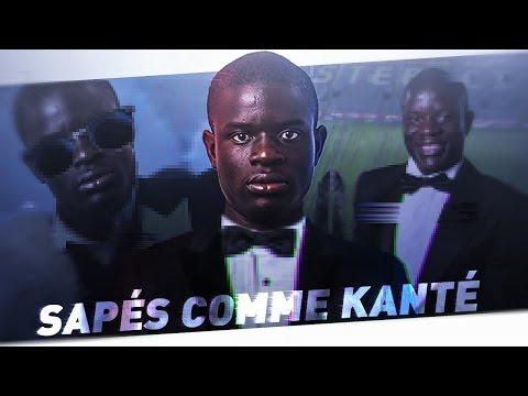 MAÎTRE GIMS - SAPÉS COMME KANTÉ (PARODIE DE SAPÉS COMME JAMAIS)