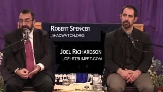 Robert Spencer with Joel Richardson: Q&A on Trump, immigration, Islam, and jihad