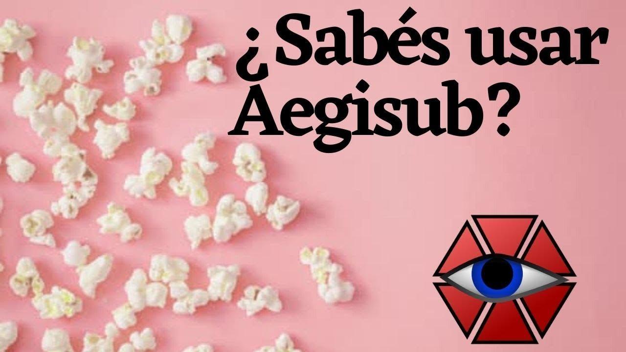 Download Tutorial Aegisub: ¿Cómo subtitular un video?