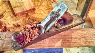 Restoring Old Hand Planes