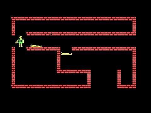 Castle Wolfenstein 1981 Gameplay Youtube