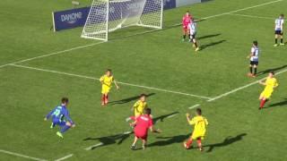 Cupa Hagi Danone Finala: Academia Hagi - Kinder Tg. Mureş 2-2, 7-5 d.7m
