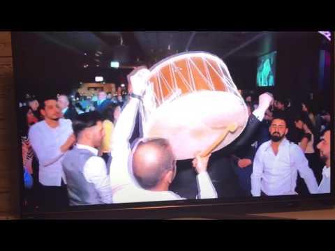 Ugur Ertürk 2017 almanya kirsehir dügünü  part 1   Abdullah & Özlem Albayrak 21.01.17 Ahi Festsaal