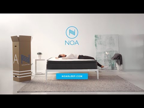 Good Nights Just Became Great - Noa Mattress Unboxing (Official)