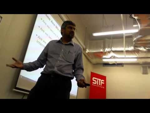 Cyber Security and the CISO (Sanjeev Gupta, ISOC)