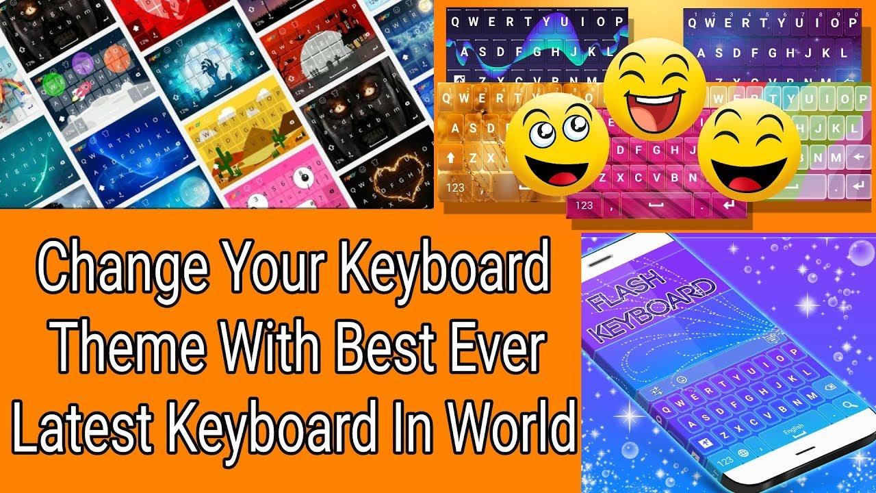 flash emoji keyboard apk download