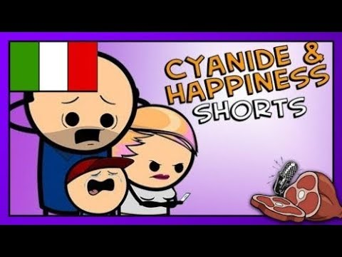 Padre di famiglia (The Family Man) - Cyanide & Happiness ITA - FRB