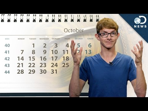 How Was The Calendar Invented?