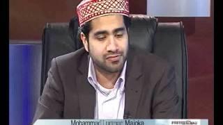 MTA Presseschau - 12.Sendung Goethe Islam