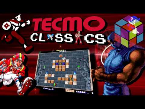Tecmo Classics - Big Box Cinematix