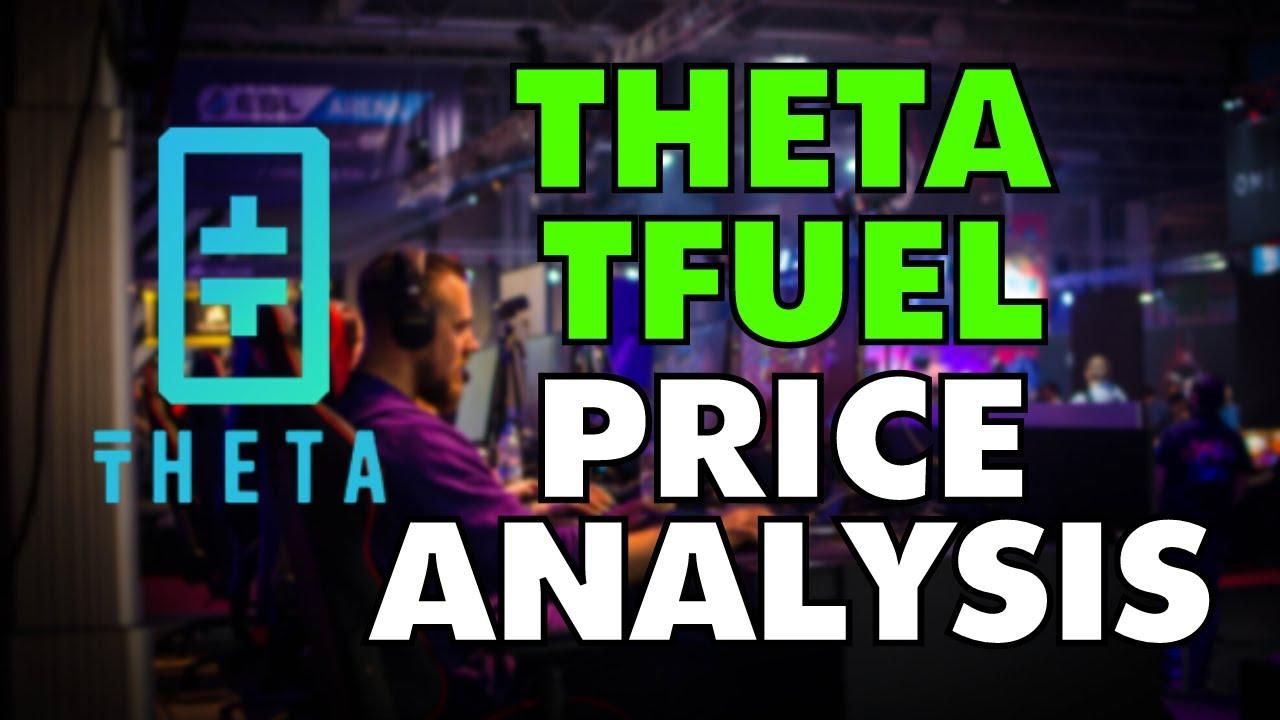 THETA Price Analysis - TFUEL is STRONG!!!