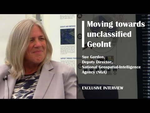 NGA – Moving towards unclassified GeoInt