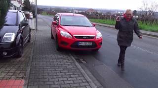 Ford Focus BJ 2009 Abblendlicht / Birne wechseln