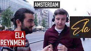 Yabancılara ELA - REYNMEN dinlettik. Tepkiler! | # BATMAN SOKAKTA #9