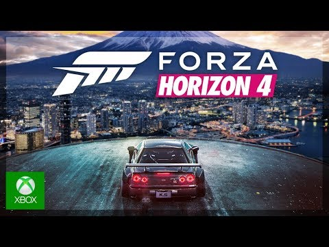 Forza Horizon 4 | Japan - Teaser Trailer  ....(Fan-made Trailer)