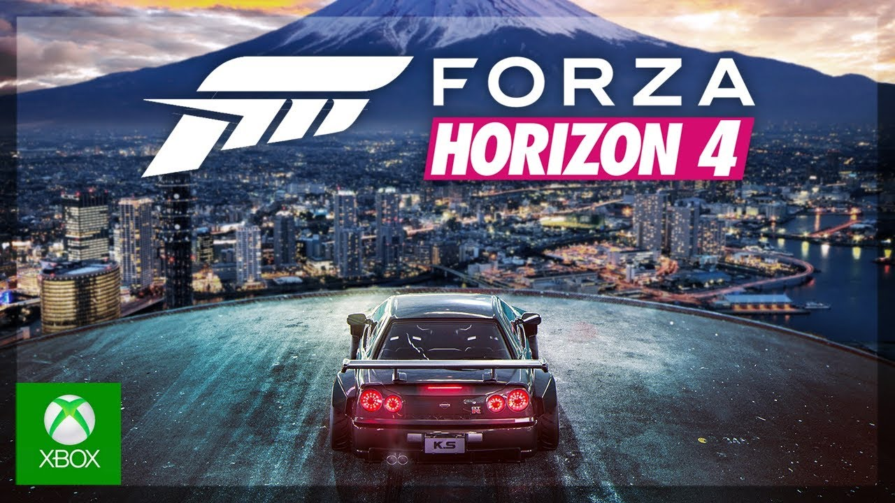 forza horizon 4 japan teaser trailer fan made trailer youtube. Black Bedroom Furniture Sets. Home Design Ideas