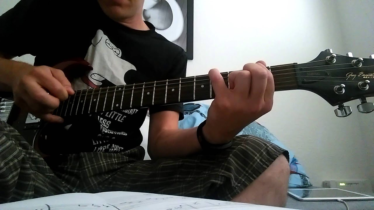 gå til guitar