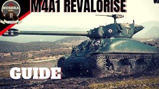 M4A1 REVALORISE WORLD OF TANKS BLITZ