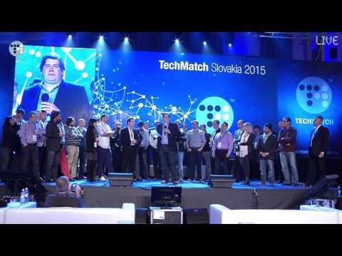 TechMatch Slovakia 2015: Chris Burry's final speech