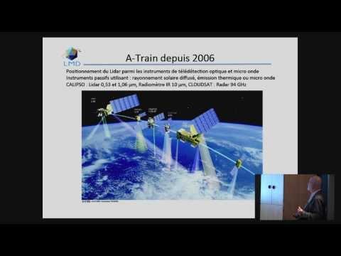 Observations Lidar en météorologie: qualité de l'air et climat ( 18 fevrier 2014 )