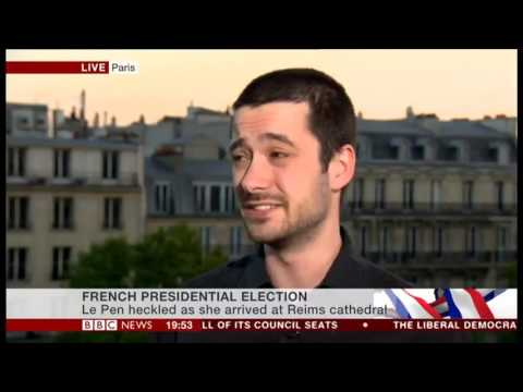 French left-winger: 'I'm so angry at Macron'