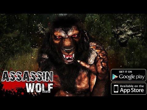 Dark WereWolf - Assassin 3D - Gameplay Android
