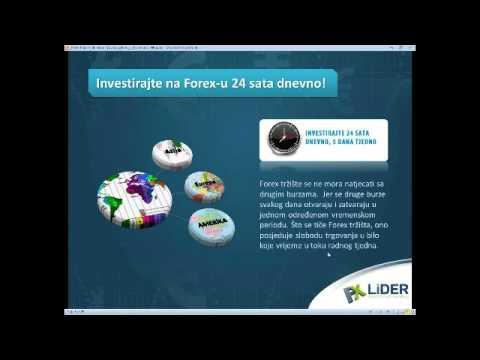 Forex trgovanje u hrvatskoj