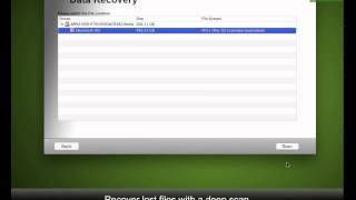 Fireebok Data Recovery - Recover any lost or formatted data on Mac - Download Video Previews