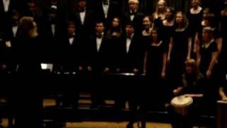 University Chorus - Kwaheri