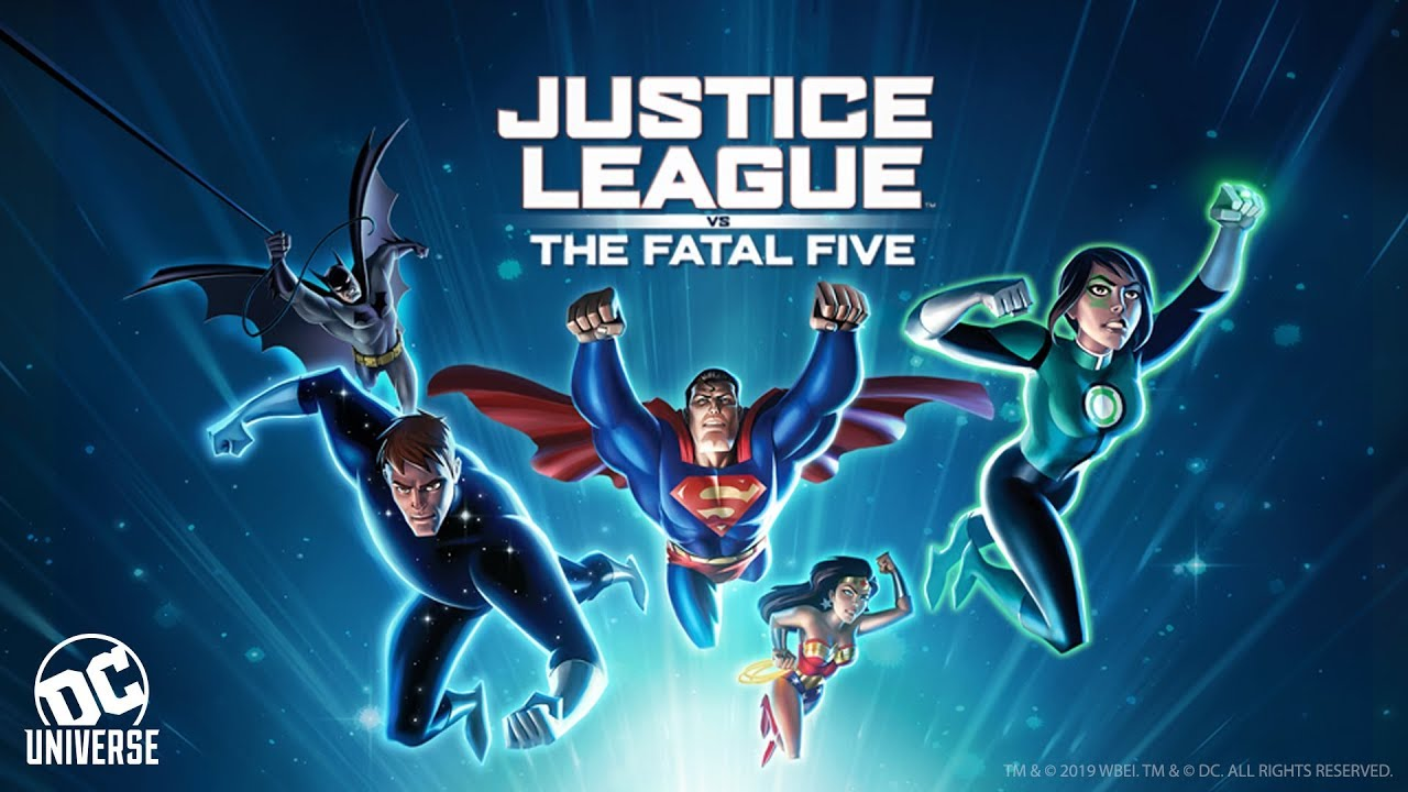 Justice League Vs The Fatal Five Dc Universe The Ultimate Dc Membership Youtube