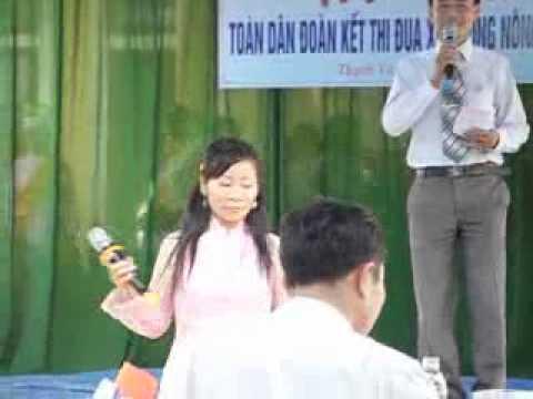 Xa Thach Van Thi Nong Thon Moi