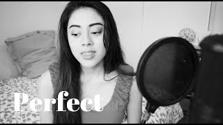 Perfect - Ed Sheeran COVER