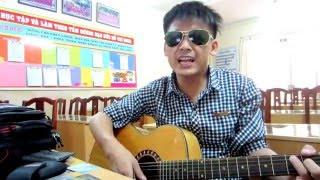 Guitar Quê Hương Tuổi Thơ Tôi Vs ATM Card - Nguyễn Kiên