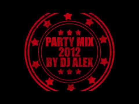 Party Mix 2012 David Guetta vs Flo Rida, Taio Cruz, Nicki Minaj