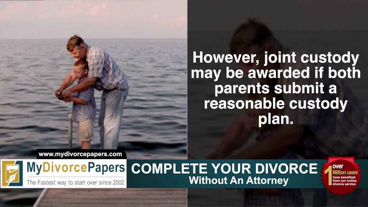 Filing divorce papers online