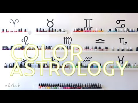 Get an Amazing Manicure with an Astrology Twist | The SASS with Sharzad and Susan